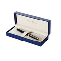 Waterman Hemisphere Black GT (Gold Trim) Fountain Pen Medium (S0920630)