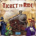 桌游《Ticket to Ride 车票之旅》