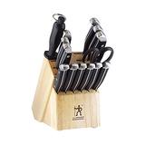 J.A. Henckels International Statement 15 piece Knife Set with Block