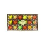 Bergen Marzipan M-1 Assorted Fruit oz