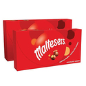 MALTESERS Original Chocolatey Christmas Candy Gift Box-Pack of 2