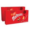 MALTESERS 麦丽素(麦提莎)牛奶巧克力礼盒装-两盒