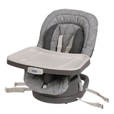 Graco Swivi Seat 3-in-1 Booster High Chair in Whisk