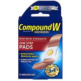Compound W 去疣、去茧、去鸡眼、去皮肤病态角质增生凝胶