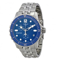 Tissot Seastar Chronograph Blue Dial Men's Watch