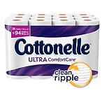 Toilet Paper 36 Rolls