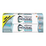 Sensodyne ProNamel Fresh Breath Toothpaste, 2 Pack