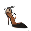 Saks OFF 5TH: Aquazzura 绑带鞋折扣高达68% OFF