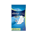 Always Infinity Size 2  Feminine Pads with Wings(96 Total Count)