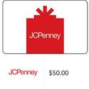$50 JCPenney 礼卡