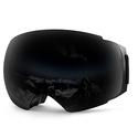 ZIONOR X4 Ski Snowboard Snow Goggles