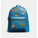 COACH 1941 League Backpack With Space Patches