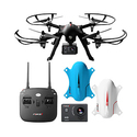 F100 Ghost Drone with Camera - 1080p Go Pro Drones for Adults and Kids