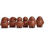 Milk Chocolate Characters 6pc