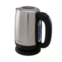 Ovente 1.7 Liter BPA-Free Stainless Steel Cordless Tea Electric Kettle