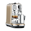 Breville BNE600RCH Nespresso Creatista Espresso and Coffee Maker, Royal Champagne