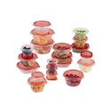 Rubbermaid TakeAlongs Assorted Containers 40-Piece Set