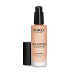 Long-lasting fluid foundation