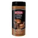 Weiman Leather Wipes Cleaner & Conditioner 30 count