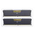 海盗船 复仇者 LPX 16GB DDR4 3000(CMK16GX4M2B3000C15) 双条内存条