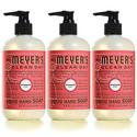 Mrs Meyers 天然洗手液-三瓶装