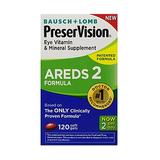 博士伦PreserVision AREDS 2 护眼胶囊