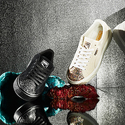 Puma Suede Platform Crushed Jewel 女士休闲鞋