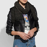 Coach:Offers Now Up to 50% OFF Selected Scarves