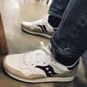 Saucony Originals Dxn Trainer CL 男士复古运动跑鞋