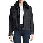 Furry Drifter Denim Jacket