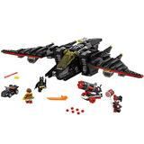 LEGO 乐高蝙蝠侠大电影 70916 蝙蝠战机