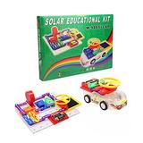Funmily 10000 Kids Solar Electronics Discovery Kit