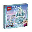 LEGO Disney Princess Elsa Frozen Magical Ice Palace Castle Building Kit Play Set
