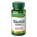 Nature's Bounty Biotin 10,000 mcg - 120 Softgels
