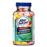 Alka-Seltzer Relief Chews Heartburn Treatment 90 Count