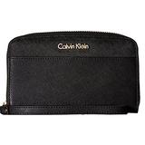 Calvin Klein Women's Saffiano Wallet