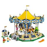 LEGO Creator Expert 10257 旋转木马套装 2670片