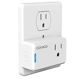 WiFi Smart Plug, Conico Mini WiFi Smart Outlet
