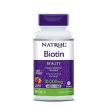 Natrol Biotin Fast Dissolve Tablets 10,000mcg - 60 Count
