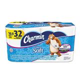 Charmin PGCCT Ultra Soft 2-Ply Bathroom Tissue 16 Rolls