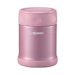 象印粉色焖烧罐