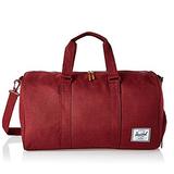 Herschel Supply Co. Novel Duffel Bag, Winetasting Crosshatch