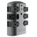 Belkin 6-Outlet Pivot-Plug Wall Mount Power Strip Surge Protector
