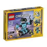 乐高创意系列31062机器人探险家