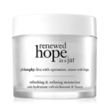 Philosophy Renewed Hope In A Jar Moisturizer 2 Ounce