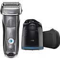 Braun Series 7 7865cc Men's Electric Foil Shaver / Electric Razor, Wet & Dry