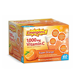 Emergen-C Super Orange Flavor 60 Count