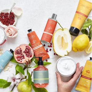 Beauty Expert: 30% OFF on CRABTREE & EVELYN