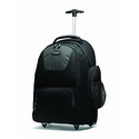 Samsonite Wheeled Backpack - Black/Charcoal