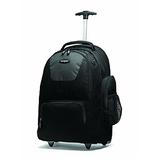 Samsonite Wheeled Backpack - Black/Charcoal